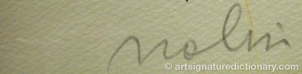Signature by Daniele NALIN