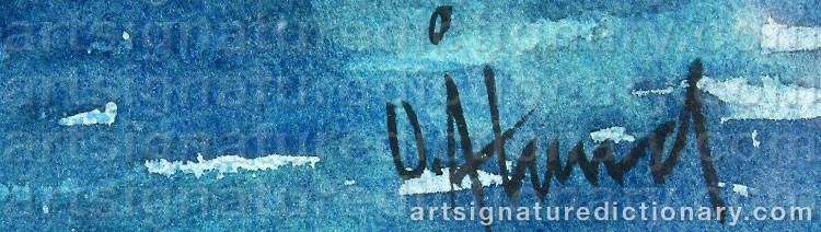 Signature by Ulf ÅLUND