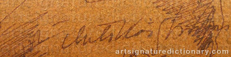 Signature by Unto KOISTINEN