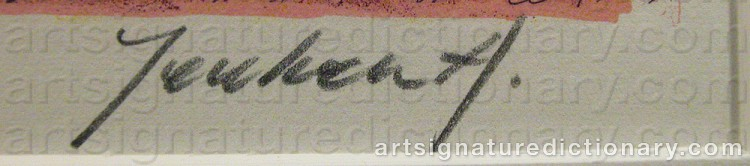 Signature by Jerker 'Jerker A' ANDERSSON