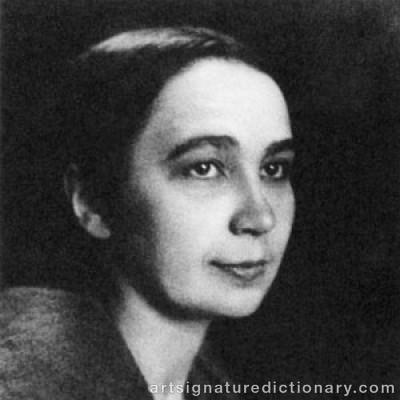 Natalia Sergeievna GONCHAROVA