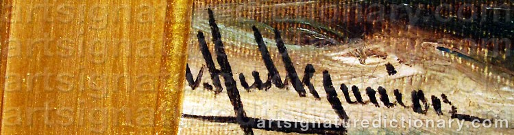 Signature by Abraham The Younger HULK
