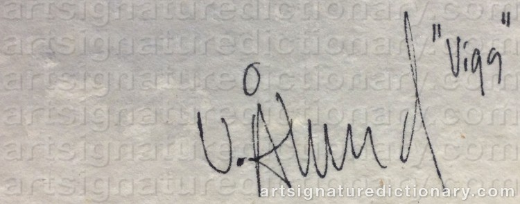 Signature by Ulf ÅLUND