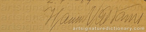 Signature by: VÄISÄNEN, Hannu