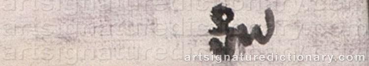 Signature by Jan WIBERG