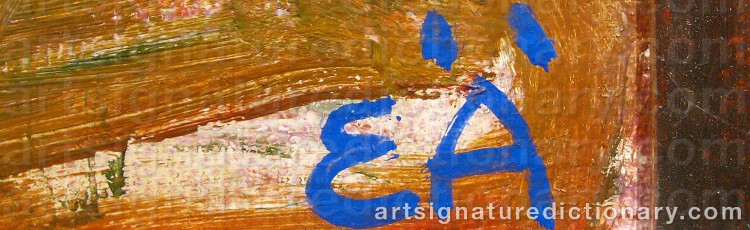 Signature by Erling ÄRLINGSSON