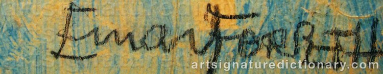 Signature by Einar FORSETH