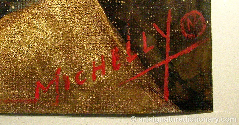 Signature by Leo 'Michelly' HIMMELSTROM