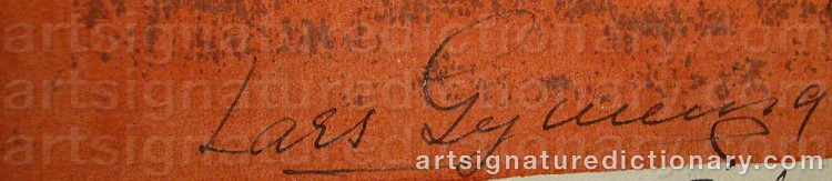 Signature by Lars GYNNING