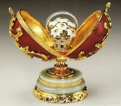 FABERGÉ, Carl   Artist's signatures and monograms, biographies and ...