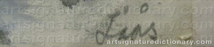 Signature by Evy LÅÅS