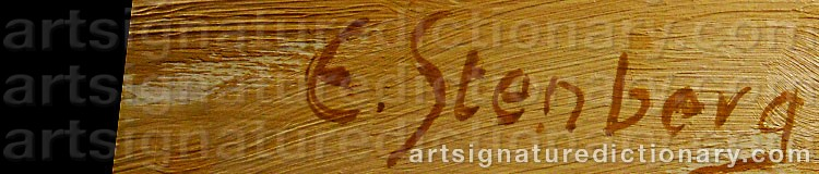 Signature by Emerik STENBERG