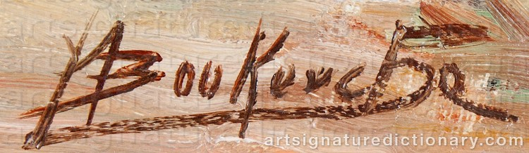Signature by Miloud BOUKERCHE