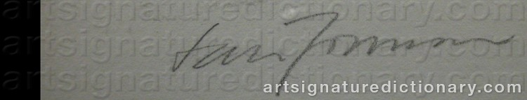 Signature by Lars JONSSON