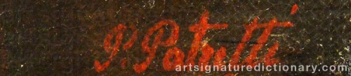 Signature by: PATRETTI, P.