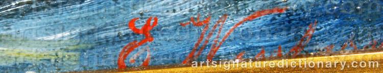 Signature by Torsten WESSBERG