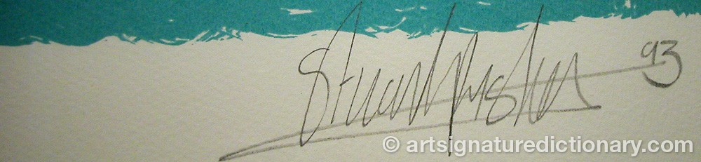 Signature by Stuart FISHER
