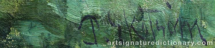 Signature by Per EKSTRÖM