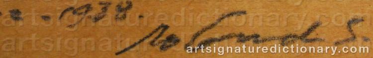 Signature by Roland SVENSSON