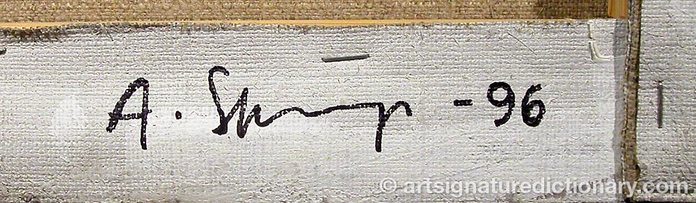 Signature by Alexandra SKARP