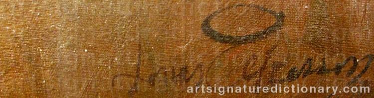 Signature by Jonas ÅKESSON
