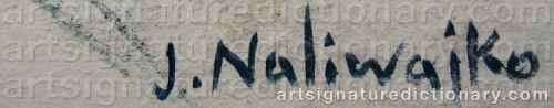 Signature by: NALIWAJKO, Jan
