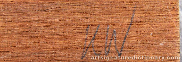 Signature by Karin WIKSTRÖM