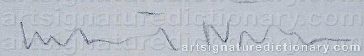 Signature by Kehnet NIELSEN