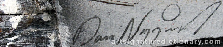 Signature by Dan NYGÅRDS