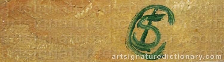 Signature by Jens SINDING CHRISTENSEN
