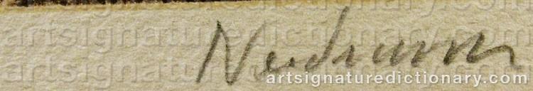 Signature by Odd NERDRUM