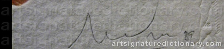 Signature by Alain SOUCASSE