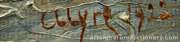 Signature by Ragnar ALYRE