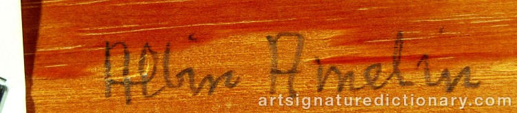 Forgery detail image
