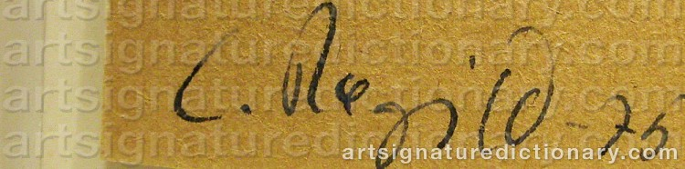 Signature by Carsten REGILD