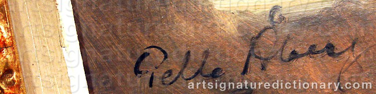 Signature by Pelle ÅBERG