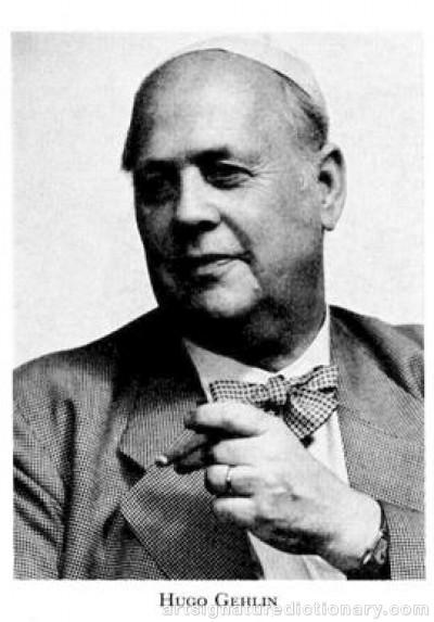 Hugo GEHLIN