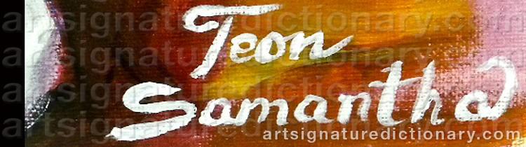 Signature by Teon SAMANTHA