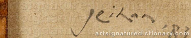 Signature by Sukmantara JEIHAN