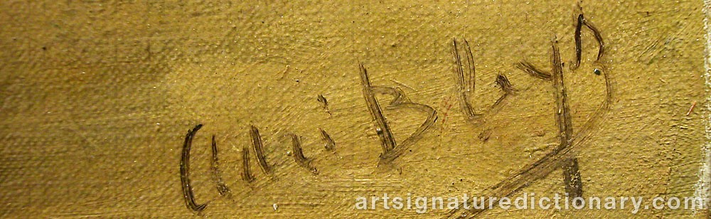 Signature by Adri BLEYS