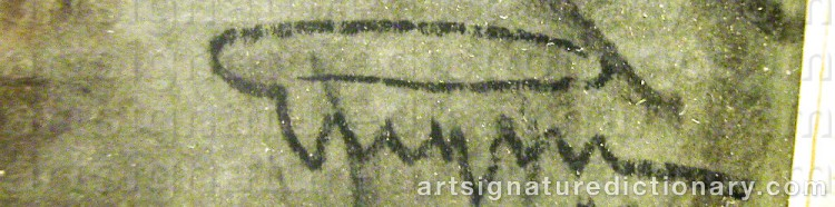 Signature by Prins EUGEN