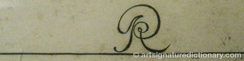 Signature by Pieter Jansz QUAST