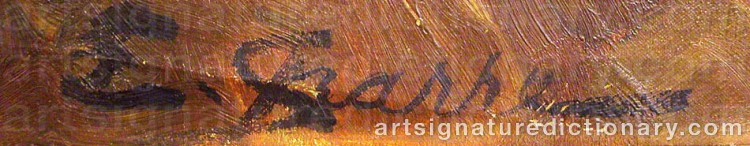 Signature by Emma SPARRE