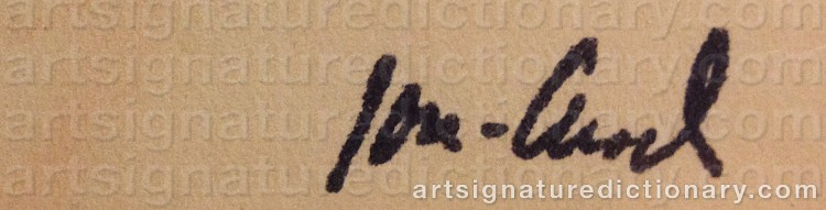 Signature by John 'Jon' JON-AND