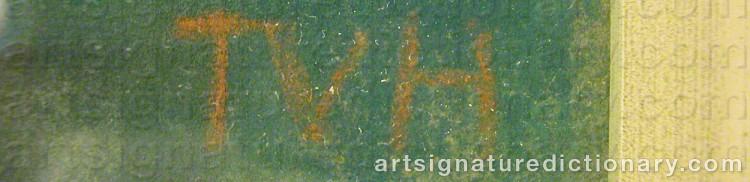 Signature by Tora Vega HOLMSTRÖM