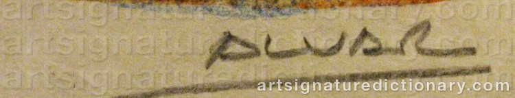 Signature by Alvar 'Alvar' SUÑOL MUÑOZ RAMOS