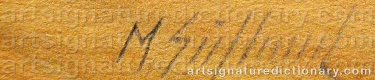 Signature by Martin SÄFLUND