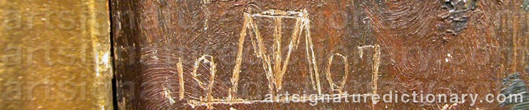 Signature by Mathias 'Mattis' TAUBE