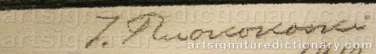 Signature by Jalmari 'Jali' RUOKOKOSKI