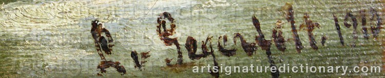 Signature by Lotten Von GEGERFELT